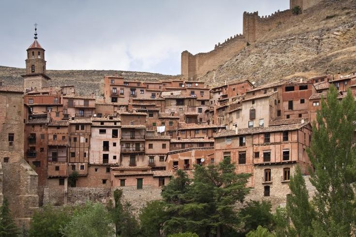 Albarracín, Spanien