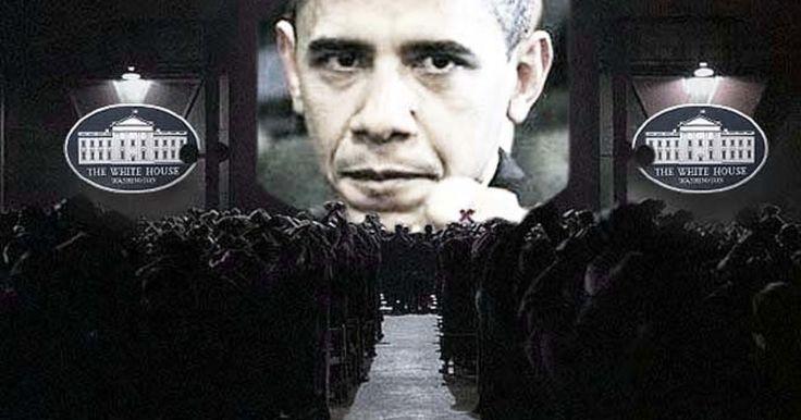 Obama Pushes One World Government
