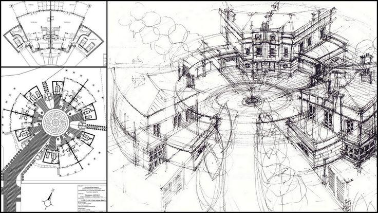 VILLA ROTONDA-KONSTANCIN,POLAND | Andrzej Ludew | Archinect