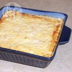 Photo de recette : Trempette chaude au crabe et au parmesan