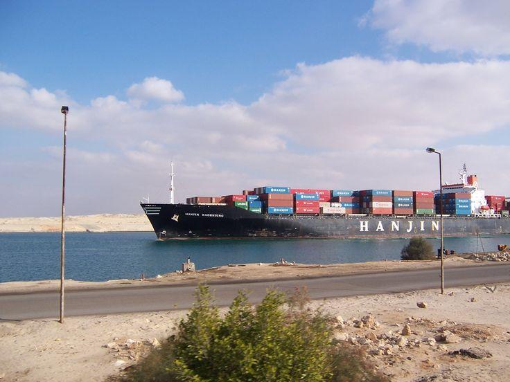 Crise de Suez - l'Encyclopédie Canadienne
