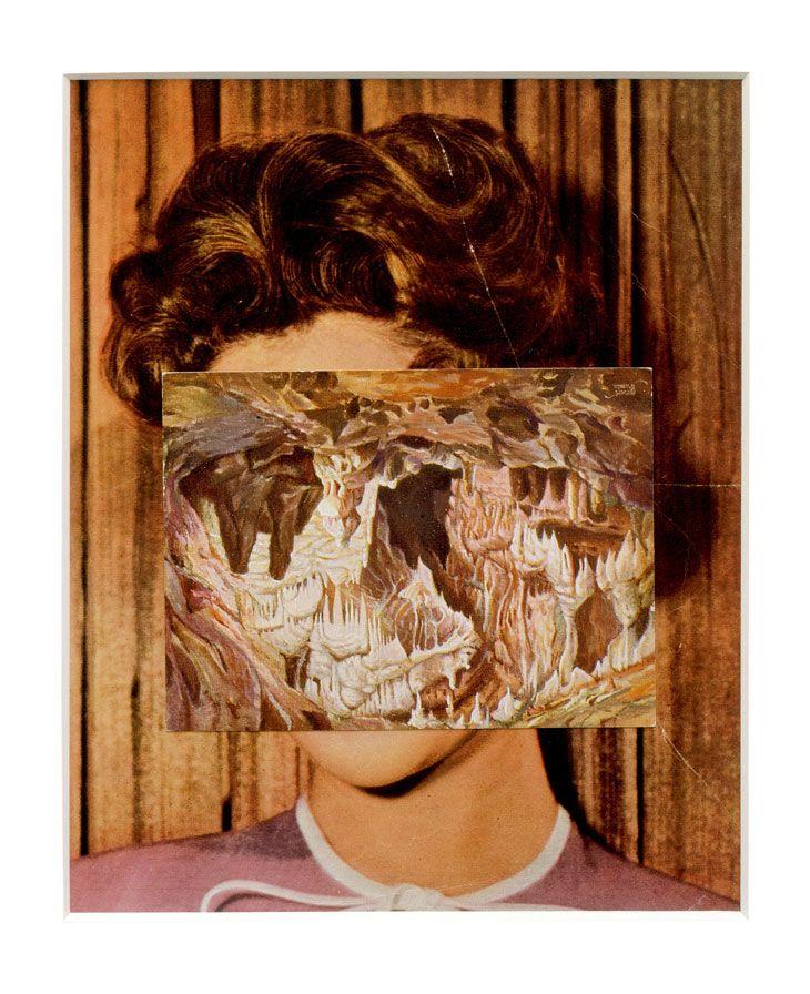 Cool collage by John Stezaker.