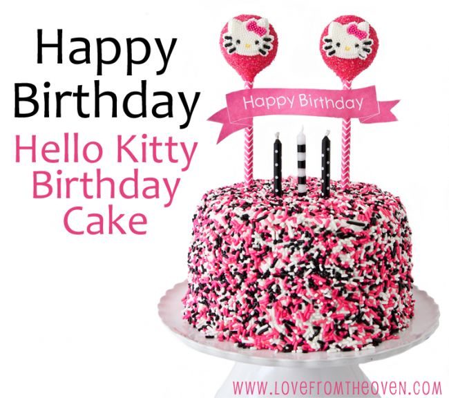 74 best Hello Kitty Birthday Party images on Pinterest Hello