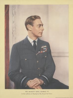 Unknown, His Majesty King George VI
