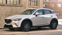 2018 Mazda CX-3 Gets Updated Chassis Safety And Technology :  Mazdas Entry-Level Crossover SUV Gains New Safety Luxury and Technology Features  2018 Mazda CX-3 starts at an MSRP[1]of $20110  Smart City Brake Support is now standard across CX-3 range joining Mazda3 and CX-5  Newly available features include a full-color Active Driving Display power drivers seat with memory settings and heated steering wheel  Complementing Mazdas predictive i-ACTIV all-wheel drive is standard exclusive…