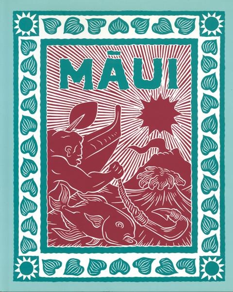 Maui, the Mischief Maker This largely Hawaiian version of the stories of the Demigod Maui, is based on the Kumulipo, the ancient Hawaiian creation chant that tells how the world and everything in it was made. Told with careful attention to authenticity, Maui:The Mischief Maker describes Maui as a keiki 'eu, or rascal child, whoi was always getting into mischief and angering the Gods. Maui's exploits, filled with fantasy and surprise, begin with his mysterious birth, unruly infa
