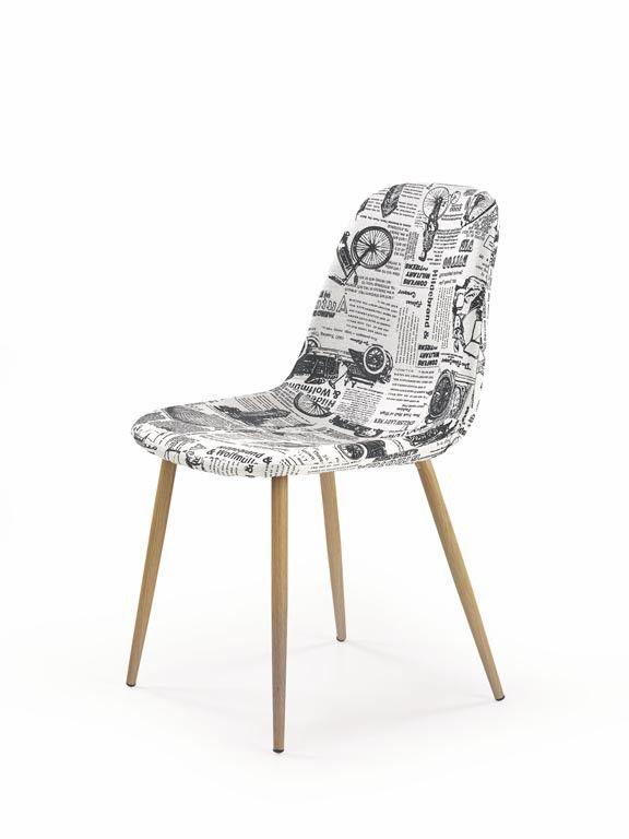 Krzesło K220 wielobarwny