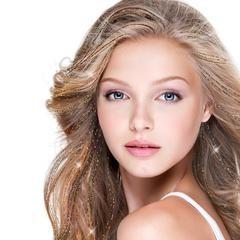 Hair Flairs Pro Hair Tinsel Model