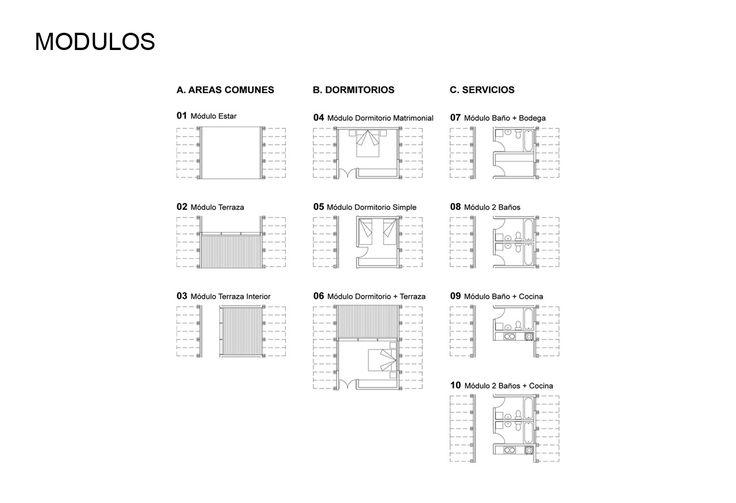Galería - Casa Modular: una colaboración entre la prefabricación y la carpintería - 11