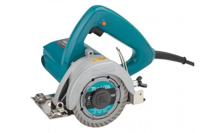 Tile Cutter - 110 Mm, 1300 W - Powerful 9.6 AMP motor for various cutting applications