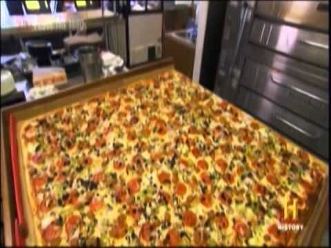 How Big Is The World's Largest Deliverable Pizza? – Robert Kaplinsky  PERIMETER AND AREA