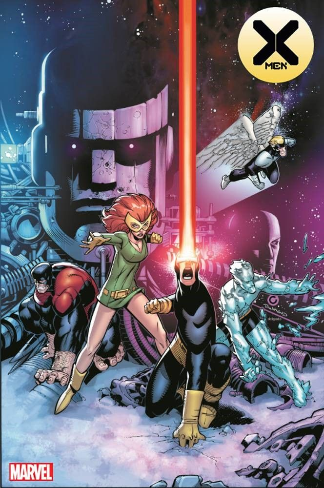 X Men Vol 5 1 Variant Cover Art By Chris Bachalo Tim Townsend Edgar Delgado Marvel Comics Artwork Marvel Comics Vintage X Men