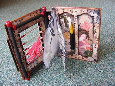 Assemblage/Altered Art - Agnes the Red Gallery