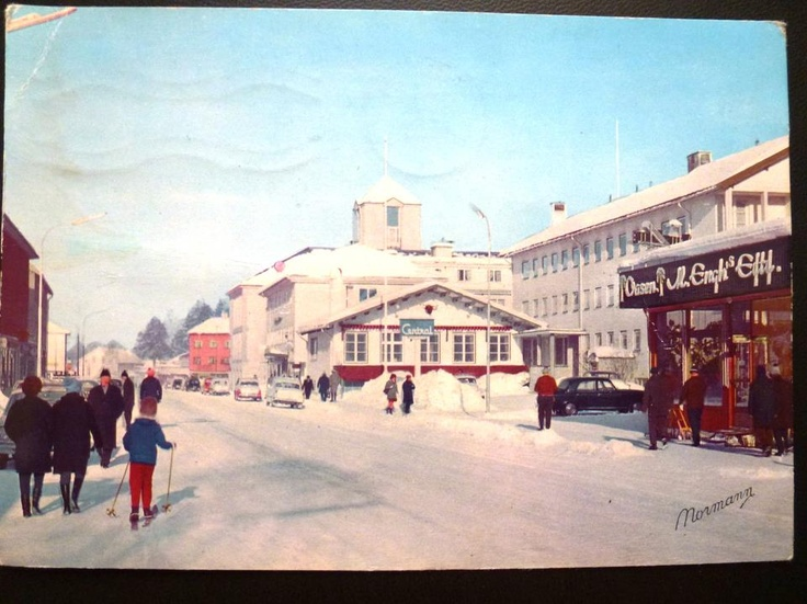 Elverum Norway back in the days...