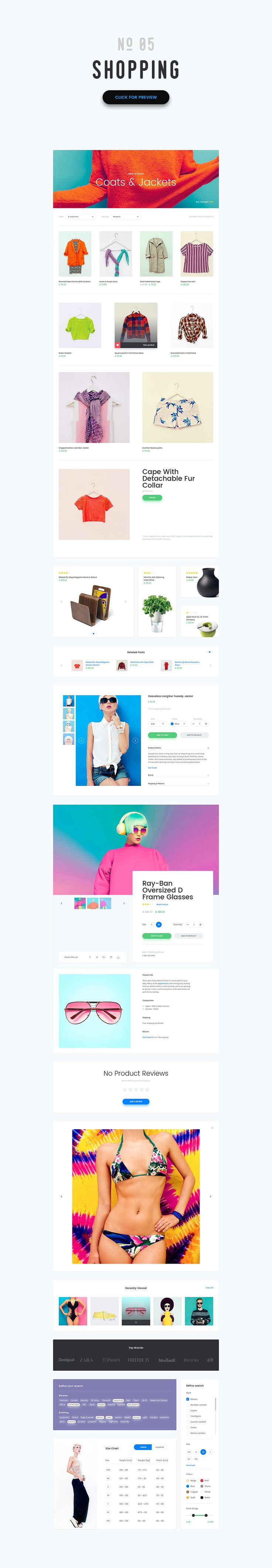 -50%- Vivid - Soft Material UI Kit - Web Elements - 8