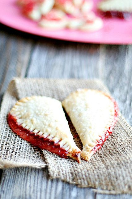 Strawberry Hand Pies by Heather's French Press, via Flickr
