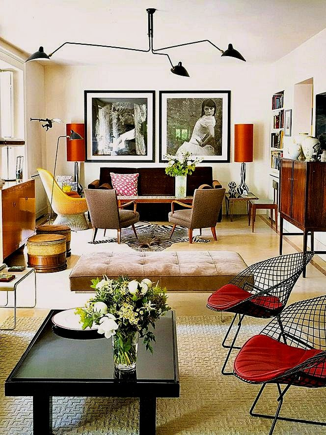 How To Design Decorate And Furnish Your Living Room Interior