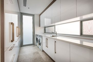 The Stirling - Contemporary - Laundry Room - other metro - by Grandwood by Zorzi