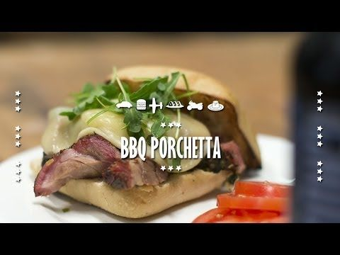 How to make BBQ Porchetta - Collaboration with Mother's BBQ