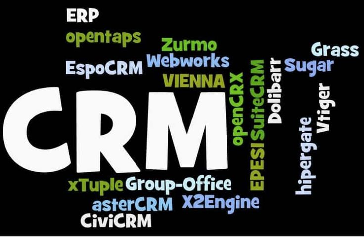 Top 41 Free and Open Source Customer Relationship Management (CRM) Software - https://www.predictiveanalyticstoday.com/top-free-open-source-crm-software/