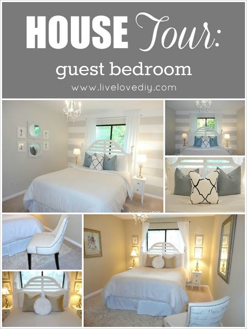 livelovediy guest bedroom budget friendly decorating solutions anyone
