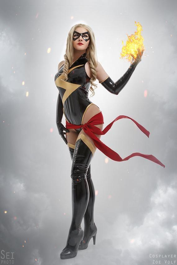 MISS MARVEL Cosplay Costume! Miss Marvel cosplay costume, INSPIRED Marvel comics, comics cosplay, cosplay,  cosplay costume