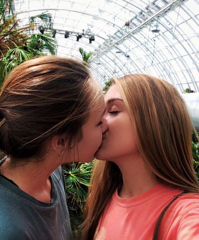 Soft lesbian loving
