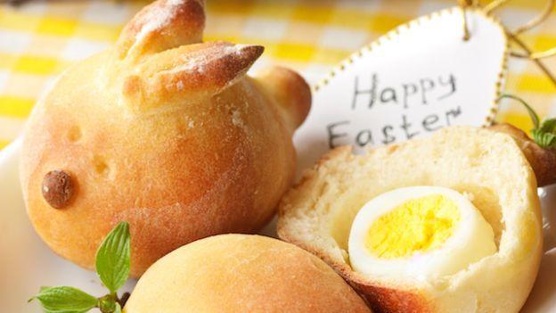 Coniglietti di pane con sorpresa