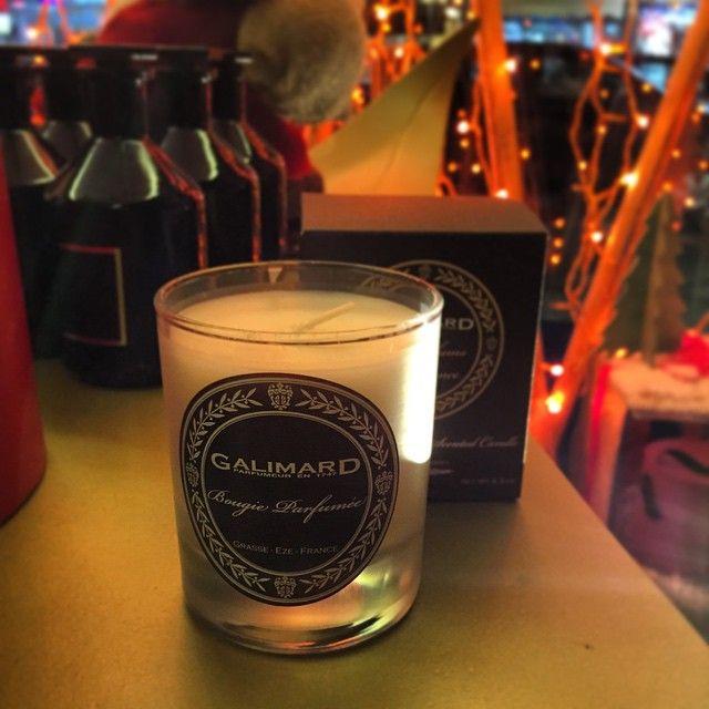 #galimard #grasse Caffè e Latte #scented #candle at #rosinaperfumery #christmas2014 #luxury #gifts Rosina Perfumery in Γλυφάδα, Αττική