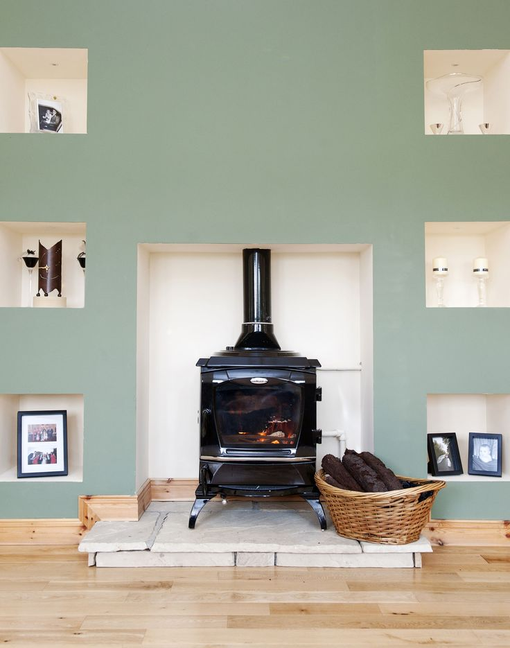Stanley Reginald Stove - Specifically designed for today's living, Waterford Stanley has reinvented the classic Stanley stove design with a contemporary look for today's homes and lifestyles.