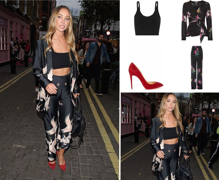 GET THE LAUREN POPE LOOK #LaurenPope #fashionblogger #look #getthelook #outfit #celebrity #outfitoftheday #fashion #style