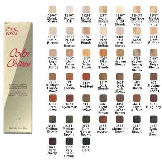Best 25 Wella Color Charm Chart Ideas On Pinterest