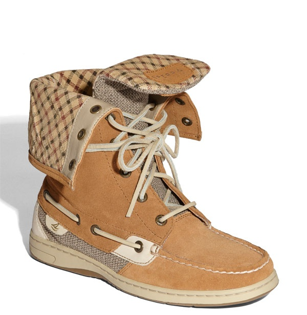 sperry high top