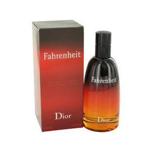 Fahrenheit Eau De Toilette Spray By Christian Dior - 3.4 oz Eau De Toilette Spray