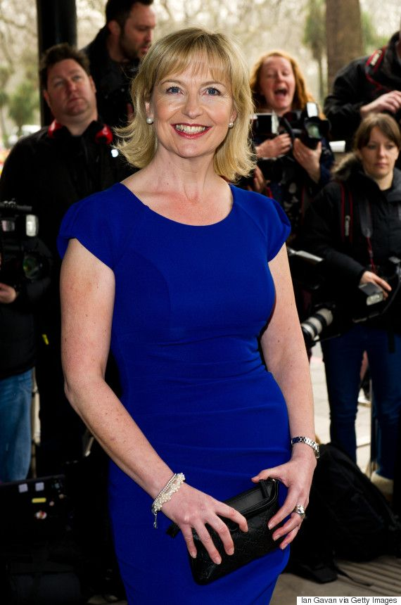 Carol Kirkwood Bombarded By X-Rated Letters