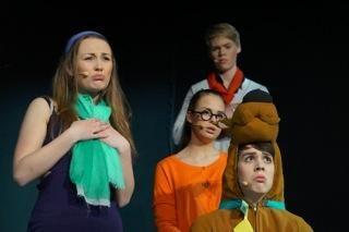 """Premiere på Lambertseterrevyen 2014: """"På overtid"""""""