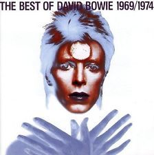 David Bowie - The Best Of David Bowie 1969/1974 - David Bowie CD NMLN The Fast