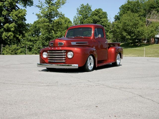 1948 ford f1 1948 1952 ford f 1 to f 6 pinterest. Black Bedroom Furniture Sets. Home Design Ideas