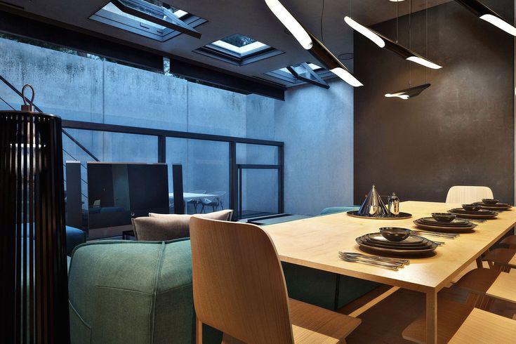 Chair House by Igor Sirotov Architect @ ShockBlast