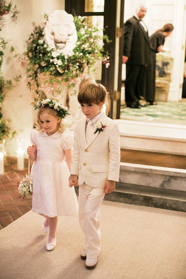 165 best Flower girl and page boy outfits images on Pinterest ...