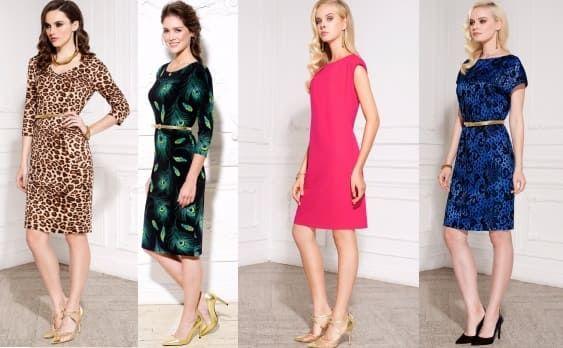Платье женское |Faberlic.