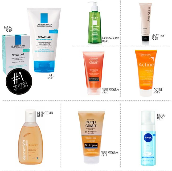 Preferidos das leitoras: sabonete facial! » Coisas de Diva