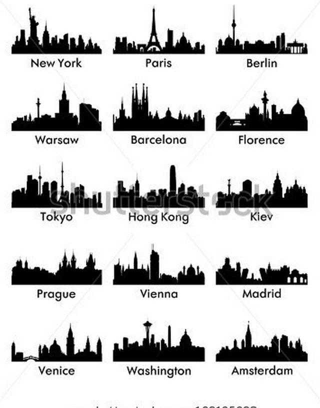 best skylines