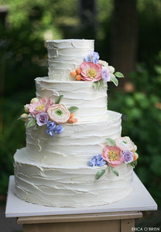 25 Best Ideas About Textured Wedding Cakes On Pinterest