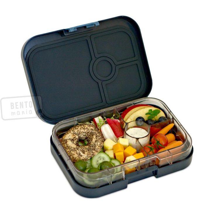 Yumbox Panino Espace Blue superszczelny lunchbox z przegródkami