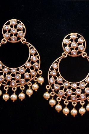 c991c2f05 Craftsvilla Gold ... | Jewellery | Buy earrings, Women's earrings ...