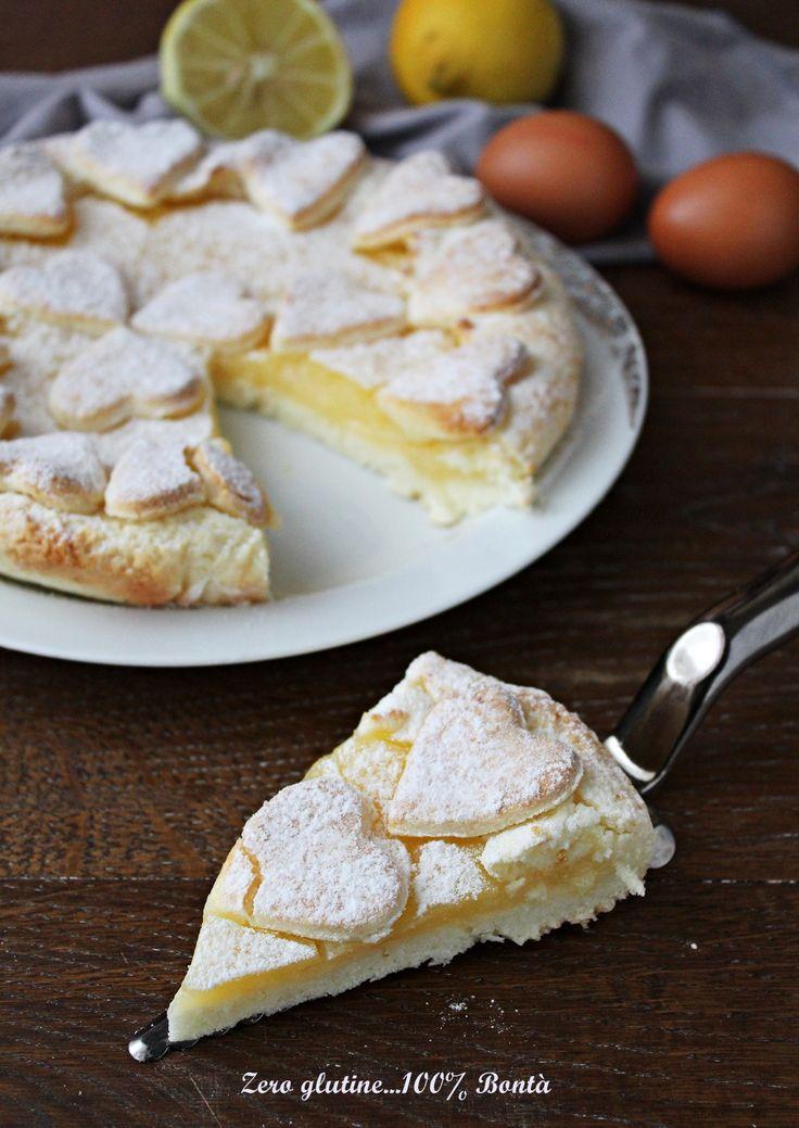 La Crostata al limone con frolla agli albumi è una torta molto semplice da preparare , dal gusto delicato e sorprendente che conquista tutti.