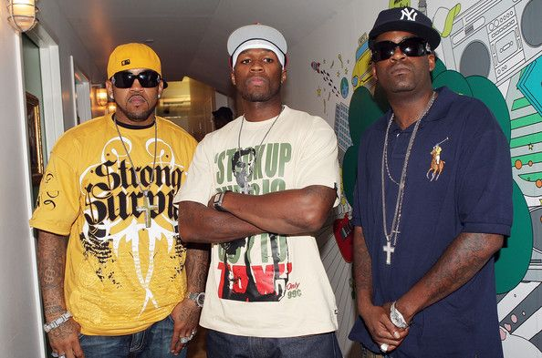 """50 cent and tony yayo 
