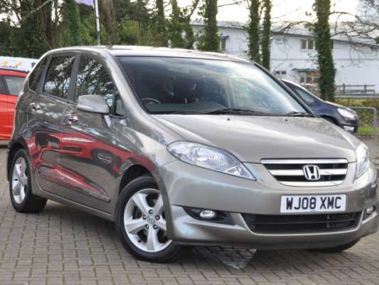 Used 2008 (08 reg) Grey Honda Fr-V 2.2 i-CTDi ES 5dr for sale on RAC Cars