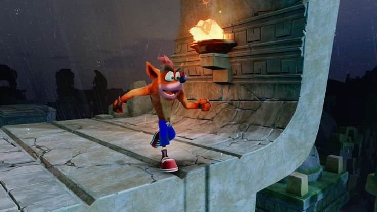 Crash Bandicoot N. Sane Trilogy: As good as the uneven series will ever get